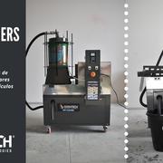 Oxyhtech lanza sus nuevas máquinas de limpieza de filtros para todo tipo de vehículos