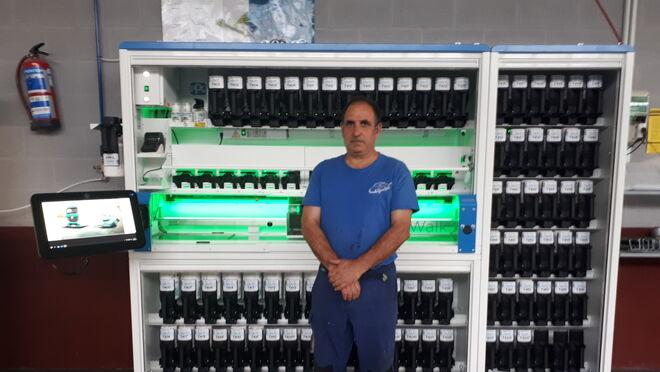 El taller Autogain (Vizcaya) destaca las ventajas del MoonWalk de PPG para agilizar los procesos
