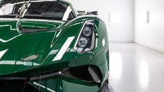 Axalta, proveedor exclusivo del fabricante Brabham Automotive en Australia