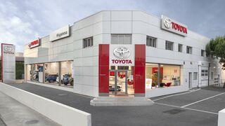 Los concesionarios Toyota han reducido el 18% su consumo energético en dos años