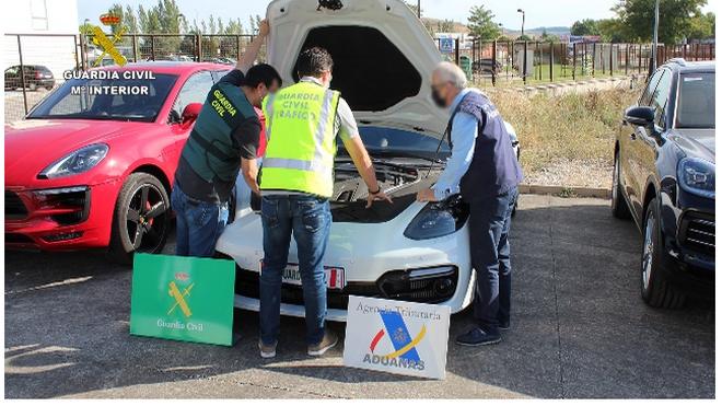 Detenido el dueño de un taller de Valladolid integrado en una red que estafaba a seguros