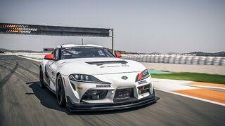 Axalta, nuevo socio de Toyota Gazoo Racing para deportes de motor en Europa