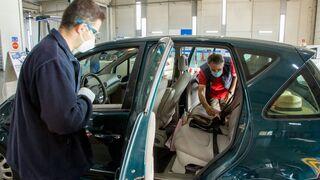 Caso sospechoso o positivo de Covid en el taller: cómo deben actuar los trabajadores