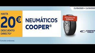 Norauto ofrece descuentos por la compra de neumáticos