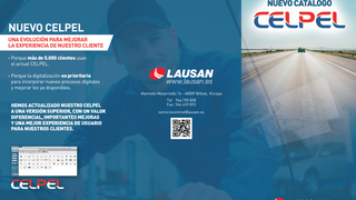 Llega el nuevo Celpel de Lausan, su catálogo online de recambios