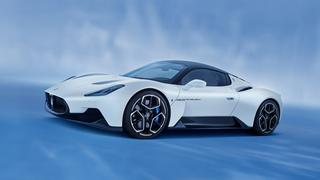 Bridgestone equipa el nuevo Maserati MC20 con los neumáticos Potenza a medida