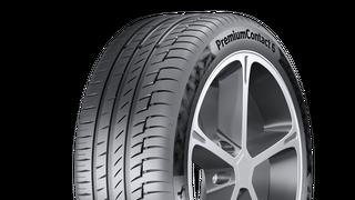 Continental PremiumContact 6, el mejor neumático de verano según el portal Tire Reviews