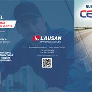 Lausan lanza un nuevo Celpel, su catálogo electrónico de recambio