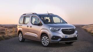 Llamada a revisión del Opel Combo E por un problema en la dirección