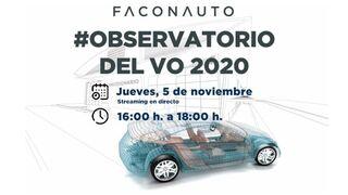 El IV Observatorio del VO de la Distribución Oficial de Faconauto será el 5 de noviembre