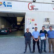 Tallers GT Tarragona, de la red Repanet, certificado por CZ