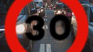 ¿Cómo afecta al taller de carrocería la limitación de velocidad en las vías urbanas?