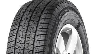 El neumático VanContact 4Season de Continental lidera las pruebas de promobil