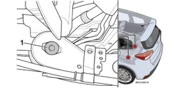 ¿Cómo solucionar el ruido procedente de la suspensión trasera en un Kia Carens?