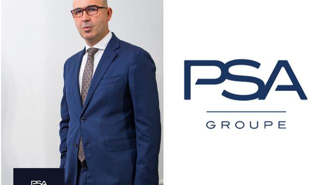Jesús Cenalmor, nuevo director de Piezas y Servicios de Groupe PSA en España