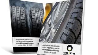 La importación de neumáticos asiáticos en Consumer cayó el 39,2% hasta julio