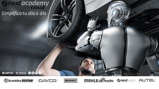 Next Academy Cloud, la herramienta de información técnica de Serca