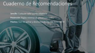 La readaptación del taller al coche eléctrico evitará la desaparición del 20% de los negocios de posventa