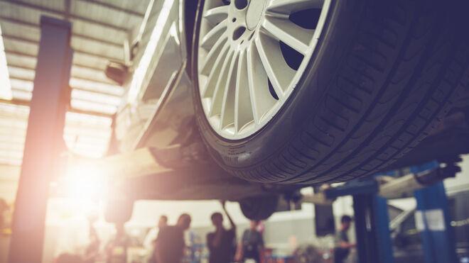 La facturación de los talleres creció el 14,8% en julio, según el INE