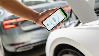 Así funciona la app de Škoda Auto que emplea inteligencia artificial para diagnosticar averías