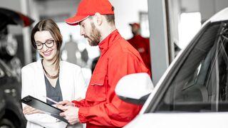 ECEC crea una guía para que los talleres asesoren sobre las señales de un coche averiado