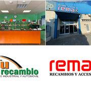 Urvi suma nuevos socios: Recambios y Accesorios Remax  (Alicante) y Turecambio (Guadalajara)