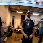 Detenidos en taller mecánico por presunto tráfico de drogas