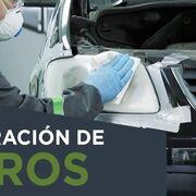 Cómo reparar los faros de un vehículo