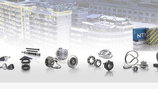 NTN-SNR, fabricante de primer equipo y multiespecialista del motor, el chasis y la transmisión