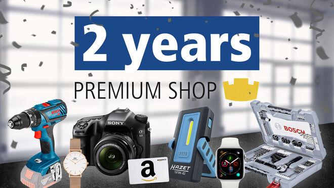 La Premium Shop de DT Spare Parts cumple dos años