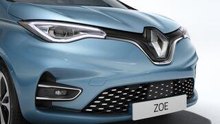 Renault apuesta por el eléctrico Zoe como coche de sustitución en sus talleres