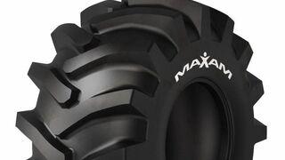 Maxam amplía su gama forestal con el nuevo neumático MS930