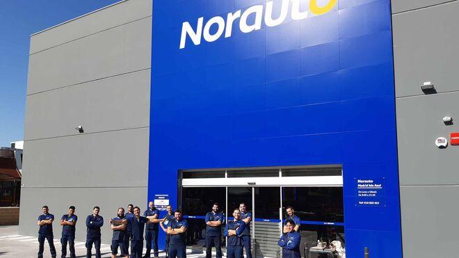 Norauto inaugura un centro en Islazul (Madrid) y alcanza los 90 en España