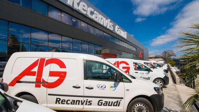 Recambios Gaudí dejará CGA para integrarse en Groupauto Unión Ibérica