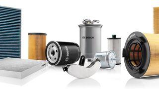 Bosch celebra 90 años desde el lanzamiento de su primer filtro de combustible