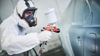 Cinco factores que influyen en la eficiencia y productividad del taller de chapa y pintura
