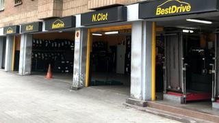 BestDrive refuerza su presencia en Barcelona renovando su acuerdo con BestDrive Clot