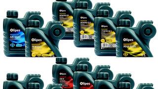 Olipes completa su gama de fluidos para transmisiones automáticas  y manuales