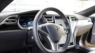 Tesla apostará por la dirección de los coches sin conexión mecánica