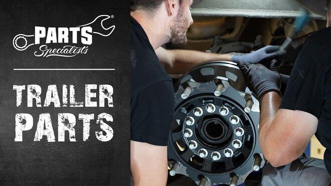 Cómo reparar a fondo un semirremolque utilizando productos DT Spare Parts