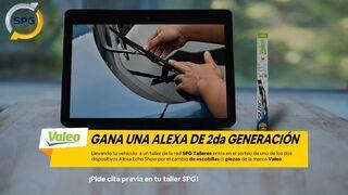 SPG sortea entre sus clientes Alexas Echo Show