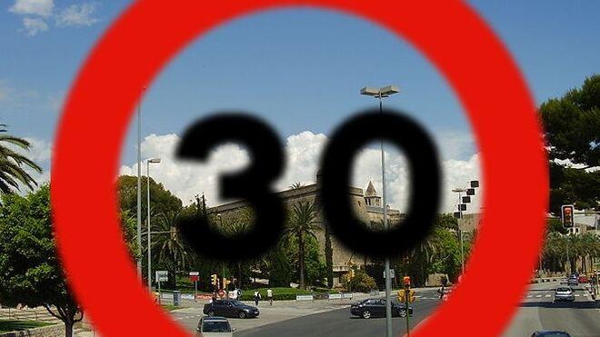 La limitación a 30 km/h en Palma llevará más coches al taller, según Aberan
