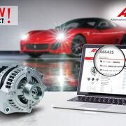 AS-PL añade el nuevo alternador A6643S a su línea estándar