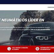 Neumáticos Soledad estrena página web