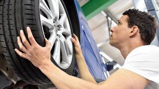 Los neumáticos están detrás del 30% de las incidencias mecánicas de invierno
