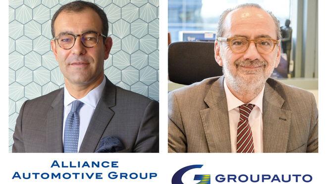 Groupauto Unión Ibérica incorpora a Alliance Automotive Group a su accionariado