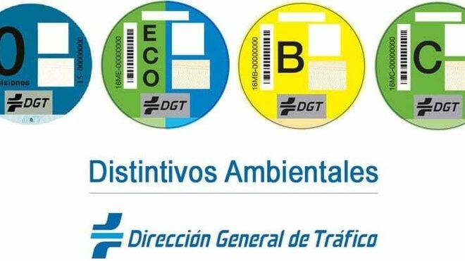 Los socios de Ancera podrán emitir el distintivo medioambiental de los vehículos