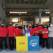 Planxisteria Ayats, de la red Identica, logra tres estrellas en la certificación Centro Zaragoza