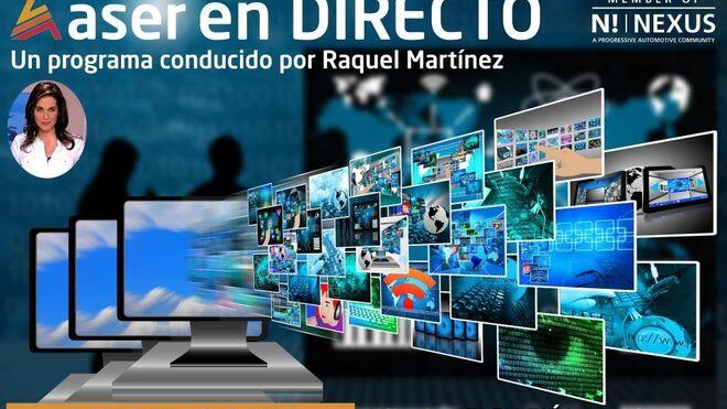 """Aser organiza """"Aser en Directo"""", un programa de televisión con espacios virtuales"""