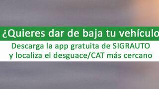 Sigrauto actualiza su aplicación gratuita para móviles